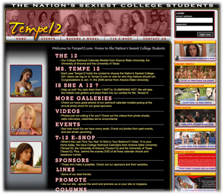 Professional & Personal Entertainment Website Design Services in Arizona
