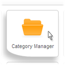 Joomla Category Manager