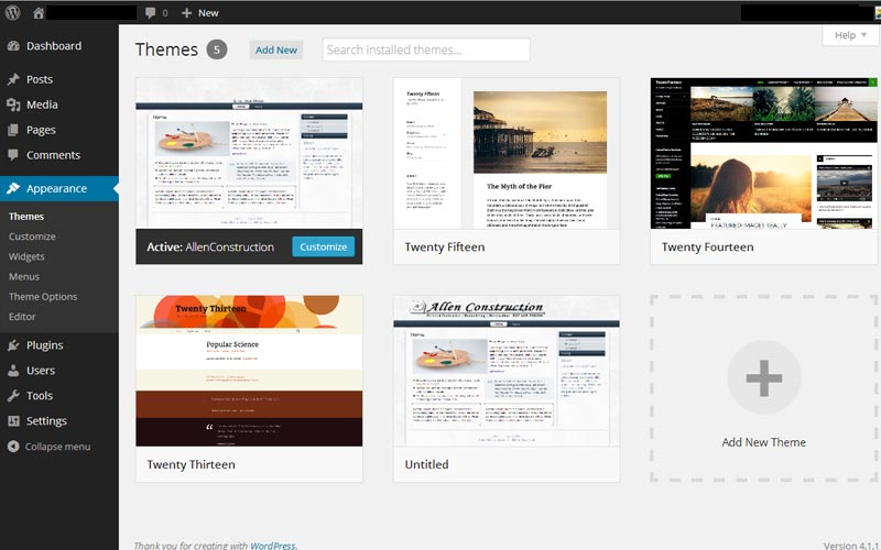 What to Know About WordPress Themes